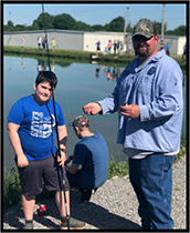 fishing for education 2019